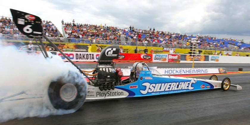 Silverline Races - Dragsters